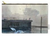 Sunup At The Docks Carry-all Pouch