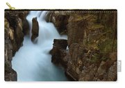 Sunwapta Falls In Jasper National Park Carry-all Pouch