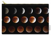 Super Blood Moon Eclipse Carry-all Pouch