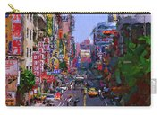 Super Colorful City Carry-all Pouch
