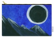 Super Moon Eclipse Carry-all Pouch