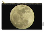 Super Moon March 19 2011 Carry-all Pouch