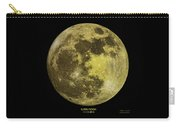 Super Moon Carry-all Pouch by Mark Allen