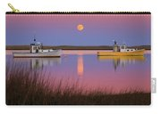 Super Moon Over Nauset Beach Cape Cod National Seashore Carry-all Pouch