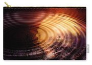 Super Moon Ripples Carry-all Pouch