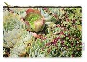Super Succulents Carry-all Pouch