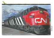 Supercontinental At Jasper Carry-all Pouch