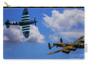Supermarine Spitfire Mk1 And Avro Lancaster - Oil Carry-all Pouch