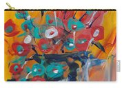 Supermarket Flowers Carry-all Pouch