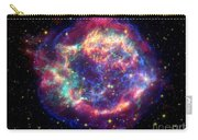 Supernova Remnant Cassiopeia A Carry-all Pouch by Stocktrek Images