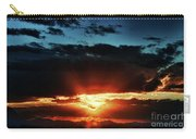 Superstition Sunrise Carry-all Pouch