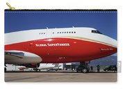 Supertanker At Colorado Springs Carry-all Pouch