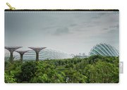 Supertrees At Gardens By The Bay Carry-all Pouch