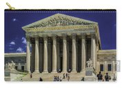 Supreme Court Of The United States Carry-all Pouch