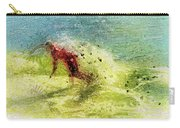 Surf Art Carry-all Pouch