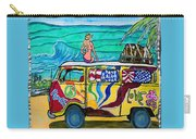 Surf Art/vw Bus Carry-all Pouch