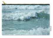 Surf At Duckpool Cornwall Carry-all Pouch