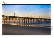 Surf City Fishing Pier Carry-all Pouch