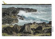 Surf Pounding Ohua Coast   Carry-all Pouch