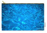 Surface Ripples Carry-all Pouch