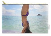 Surfboard Headstand Carry-all Pouch