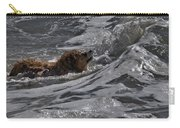 Surfer Dog 2 Carry-all Pouch