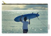 Surfer Girl Carry-all Pouch