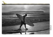 Surfer Heading Home Carry-all Pouch