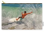 Surfing Action  Carry-all Pouch