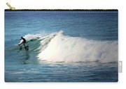 Surfing Asilomar Carry-all Pouch