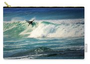 Surfing Asilomar Two Carry-all Pouch