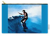 Surfing Legends 10 Carry-all Pouch