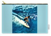 Surfing Legends 12 Carry-all Pouch
