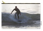 Surfing Narragansett Carry-all Pouch