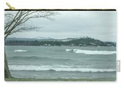 Surfing Waves Carry-all Pouch