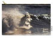 Surfs Up In Socal Carry-all Pouch