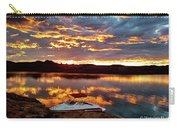 Surise On Lake Powell Carry-all Pouch