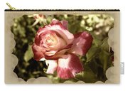 Surprise Rose Carry-all Pouch