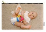 Surprised Baby Carry-all Pouch