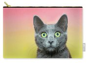 Surprised Cat Carry-all Pouch