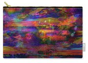Surreal Angry Cloud Carry-all Pouch