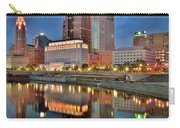 Surreal Columbus Ohio Carry-all Pouch