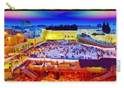Surreal Jerusalem Art Carry-all Pouch