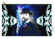 Surreal Satie, The Velvet Gentlemen Carry-all Pouch