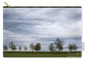 Surreal Trees And Cloudscape Carry-all Pouch