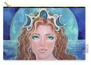 Surrender To The Sea Mermaid Carry-all Pouch