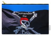 Surrenderthe Booty Flag Carry-all Pouch