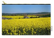 Surrounded By Rapeseed Flowers Carry-all Pouch