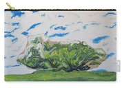 Surrounded With Clouds Carry-all Pouch
