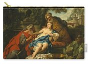 Susanna And The Elders Carry-all Pouch